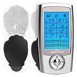 Easy@Home Alivio del dolor Electroestimulador TENS y electroestimulación muscular...