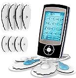 Electroestimulador digital,para aliviar el dolor muscular y el fortalecimiento muscular,...
